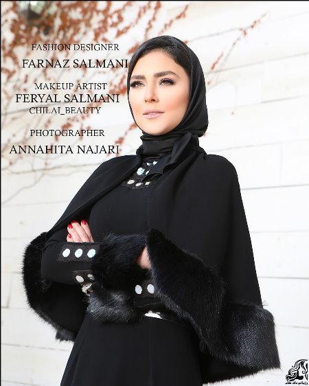 تصاویر زیبا و مدلینگ هدی زین العابدین