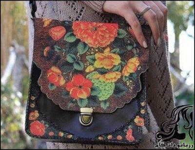 انواع نمونه های کیف و مانتو زنانه جدید