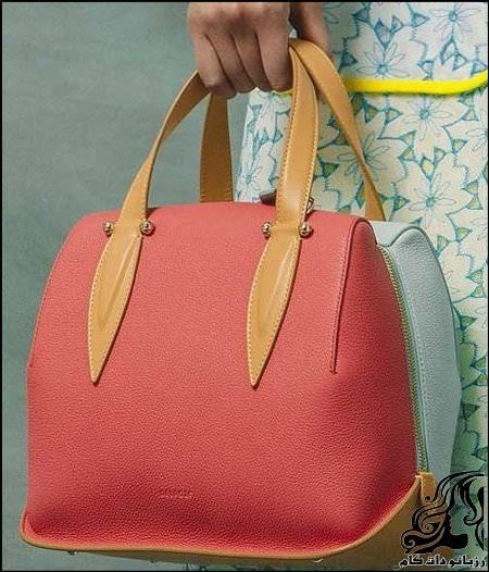 کیف های زیبا و جدید بهاری زنانه