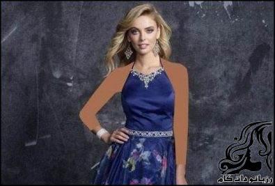لباس مجلسی برند Nina Canacci