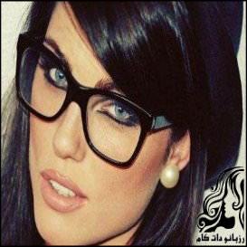 عینک طبی زنانه شیک و زیبا