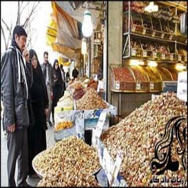 نکاتی برای خرید آجیل و شیرینی عید