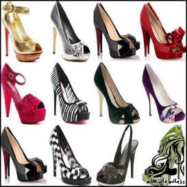 نحوه ست کردن کفش رنگی با لباس