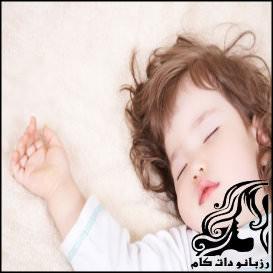 روش های زود خوابیدن بچه ها