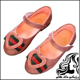 مدل کفش دخترانه مخصوص عید