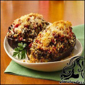 طرز تهیه خوراک بادنجان و گوشت