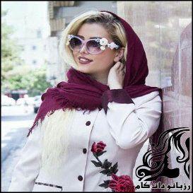 مانتو بهاره ایرانی از برند Mina