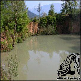 دریاچه و چشمه گل رامیان