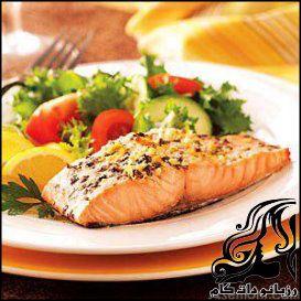 طرز تهیه فیله ماهی سالمون