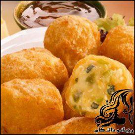 طرز تهیه پاكوراي پنير غذای هندی