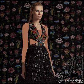 مدل های لباس مجلسی شیک Rami Kadi