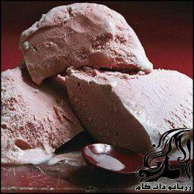 طرز تهیه بستنی انار
