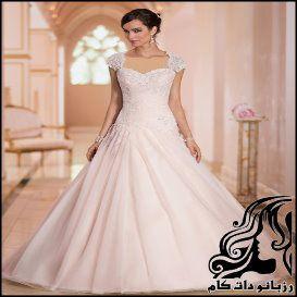 آموزش تصویری دوخت لباس عروس و نامزدي