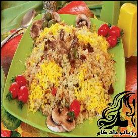 طرز تهیه استانبولی مرغ