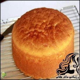 طرز تهیه کیک شیره خرما