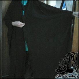 تبدیل چادر معمولی به چادر دراپه