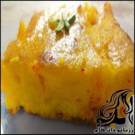 طرز تهیه کوکوی شیرین قزوینی