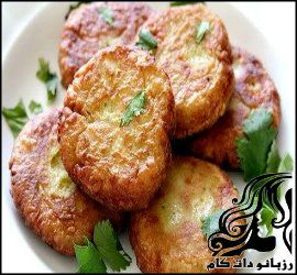 طرز تهیه کوکوی مرغ