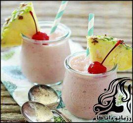 اسموتی سه میوه
