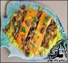 شور ماهی پلو بوشهری