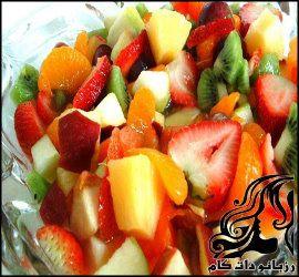طرز تهیه ترشی چند میوه
