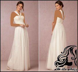ژورنال عکس مدل لباس عروس