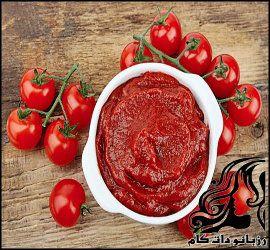نحوه ی تهیه رب گوجه فرنگی