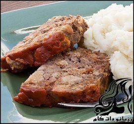 طرز تهیه رولت گوشت با سس