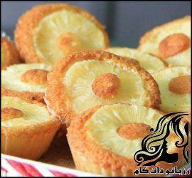 طرز تهیه پای آناناس