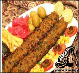 طرز تهیه کباب خلیج فارس