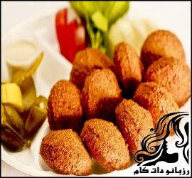 طرز تهیه فلافل خوزستانی