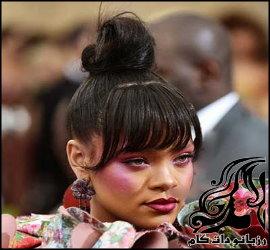 مدل موهای برتر ریحانا (Rihanna)