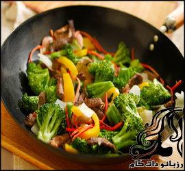 آموزش نحوه صحیح مصرف و نگهداری سبزیجات
