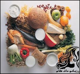 اصول پخت غذای سالم