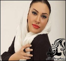 تصاویر جدید زیبا بروفه بازیگر زن ایرانی