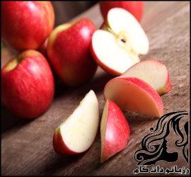 نکاتی برای نگهداری سیب