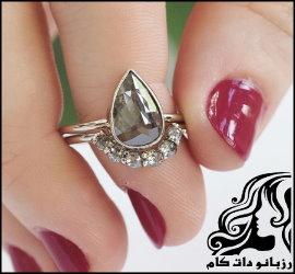 گالری مدل حلقه و انگشتر طلا و جواهر زنانه