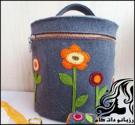 آموزش ساخت کیف مناسب برای غذا و وسایل