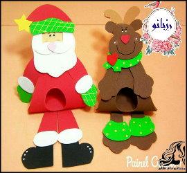 آموزش ساخت گیفت مخصوص عیدی کودکان