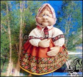 عروسک پیرزن شیک و بانمک