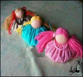 آموزش ساخت عروسک معطر
