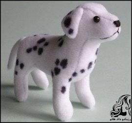 اسباب بازی سگ عروسکی