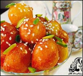 طرز تهیه لگیمات شیرینی سنتی بوشهری
