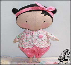 آموزش ساخت عروسک کپلی