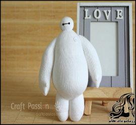 آموزش ساخت عروسک بیمکس جورابی