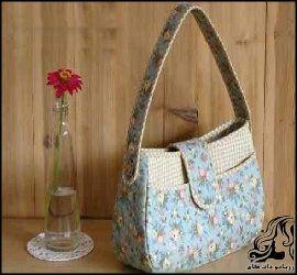 آموزش دوخت کیف دخترانه