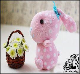 خرگوش عروسکی دست آموز