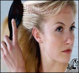 روش هایی برای پرپشت کردن مو