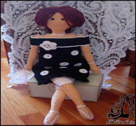 آموزش گام به گام ساخت عروسک سوفیا