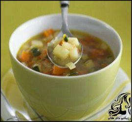سوپ شلغم درست کنیم